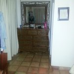 Dresser and mirror - sorry poor image quality
