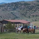 Photo de Mountain Sky Guest Ranch