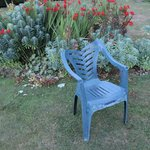 Broken Garden Furniture