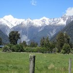 Mount Cook View Motel Foto