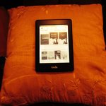E Library ... Kindle Paperwhite !!!