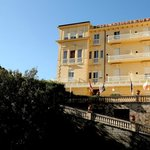Hotel Antiche Mura - From the street