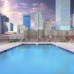 Crowne Plaza Denver Downtown Hotel Outdoor Seasonal Swimming Pool