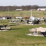 Grissom Air Museum Area Attraction