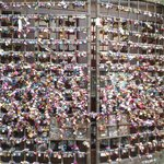 Letters to Juliet?  Padlocks to Juliet!