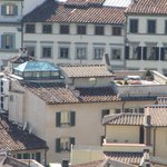 Pur suite from the Duomo. Whole top floor was ours