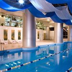 Indoor heated pool and gym