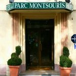 Photo de Hotel du Parc Montsouris