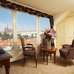 Senior Suite with View of Prague Castle