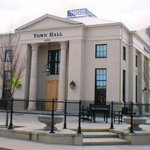 New Town City Hall Hosts Receptions & Events
