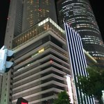 nagoya marriott at night