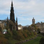 Фотография Mercure Edinburgh City - Princes Street Hotel