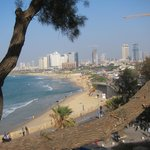 Tel Aviv from the Old City of Jaffa