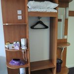 Clothes and pillow storage