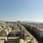 Athens is lovely!