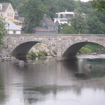 the stone bridge is a Henniker icon