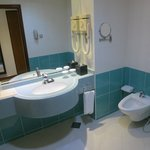 bath in standard double room