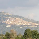 Our first site of Cortona
