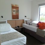 2 Bedroom Apartment - Twin Beds