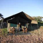 Tente - Robanda Tented Camp (Wildlands)