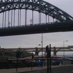 Down by the Tyne Bridges
