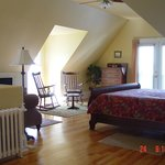 Photo de Louisbourg Heritage House Bed & Breakfast