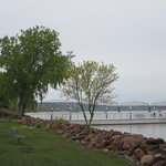 Along the shores of the Missouri River