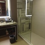 Newly renovated bathroom/shower