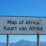 Map of Africa Viewpoint Foto
