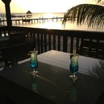 Blue Bahia's at Blue Bahia...
