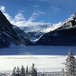 Fairmont Chateau Lake Louise resmi