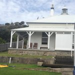Foto de Sugarloaf Point Lighthouse Holiday Accommodation