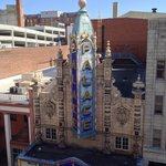 The ornate charm of the Louisville Palace creates an eclectically intimate Concert/Theatre exper