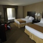 Φωτογραφία: Holiday Inn Express Hotel & Suites Fresno South