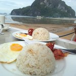Bfast at stunning vistas by:eavp25