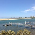 Waves Maroochy River Foto