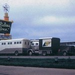 The Old Holiday Inn 1970's - NOW Route 66 Hotel -