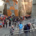 Scottish Youth Climbing Championships 2013 at EICA