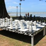Beach Chess
