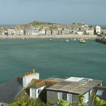 St Ives from the Malakoff Gardens