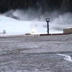 Squaw Valley Making Snow