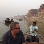 sunrise boat trip on the Ganges is a must!