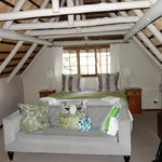 Lovely thatched room