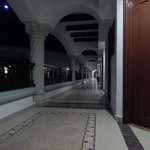 Corridors at night
