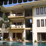 Foto de Kuta Town House Apartments