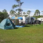 Foto de Fort Pickens Campground