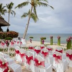 Wedding at Nora Beach Resort