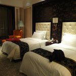 Wyndham Grand Plaza Royale Palace Chengdu resmi