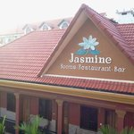 The Logo of Jasmine Lodge