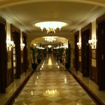 The splendid corridor